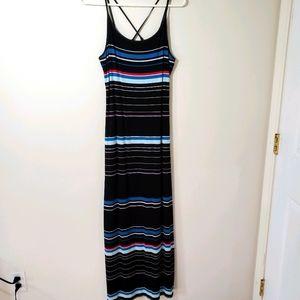 White House Black Market Maxi Dress size S